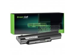 Green Cell ® Batterie FPCBP250 pour Fujitsu LifeBook AH530 AH531 A530 A531