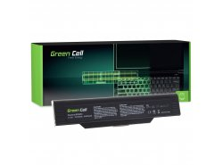 Green Cell Batterie BP-8050 pour Fujitsu-Siemens Amilo M1420 L1300 L7310W Systemax Neotach 3300