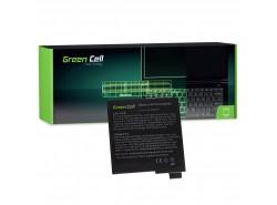 Green Cell Batterie UN755 pour Fujitsu-Siemens Amilo Uniwill Targa Visionary XP 210