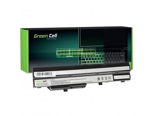 Green Cell Batterie BTY-S11 BTY-S12 pour MSI Wind U90 U100 U110 U120 U130 U135 U135DX U200 U250 U270