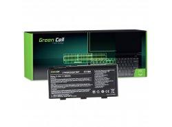 Green Cell Batterie BTY-M6D pour MSI GT60 GT70 GT660 GT680 GT683 GT683DXR GT780DXR GX660 GX780