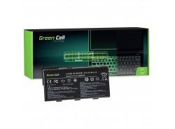Green Cell Batterie BTY-L74 BTY-L75 pour MSI A6000 CR500 CR600 CR610 CR620 CR700 CX500 CX600 CX620 CX700