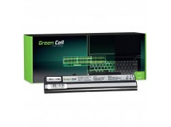 Green Cell Batterie BTY-S12 BTY-S11 pour MSI Wind U100 U250 U135DX U270 MOUSE LuvBook U100 PROLINE U100 Roverbook Neo U100