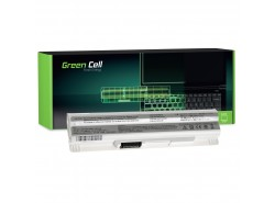 Green Cell Batterie BTY-S12 BTY-S11 pour MSI Wind U100 U250 U270 U135DX MOUSE LuvBook U100 PROLINE U100 Roverbook Neo U100