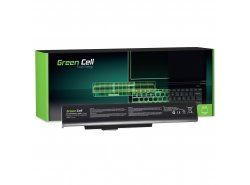 Green Cell Batterie A32-A15 A41-A15 A42-A15 pour MSI A6400 CR640 CR640DX CR640MX CX640 CX640MX MS-16Y1 10.8V