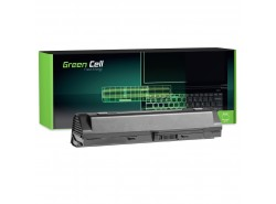 Green Cell ® Batterie BTY-S12 BTY-S11 pour MSI Wind U100 MOUSE COMPUTER LuvBook U100 PROLINE U100 Roverbook Neo U100