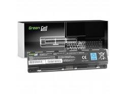Green Cell PRO Batterie PA5109U-1BRS PA5110U-1BRS PABAS272 pour Toshiba Satellite C50 C50D C55 C55D C70 C75 C75D L70