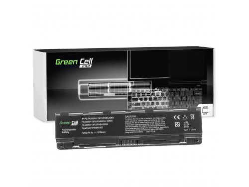 Green Cell ® Batterie PA5024U-1BRS PA5109U-1BRS pour Toshiba Satellite C850 L850 C855 L855 5200mAh