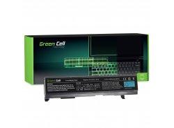 Green Cell Batterie PA3465U-1BAS PA3465U-1BRS pour Toshiba Satellite A85 A110 A135 M40 M50 M70