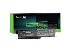 Green Cell Batterie PA3817U-1BRS PA3818U-1BAS pour Toshiba Satellite C650 C650D C660 C660D C665 L750 L750D L755D L770 L775