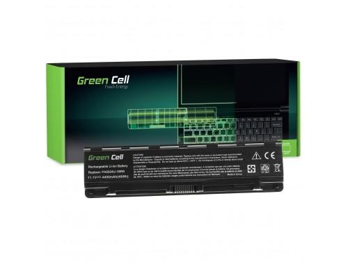 Green Cell Batterie PA5024U-1BRS PABAS259 PABAS260 pour Toshiba Satellite C850 C850D C855 C855D C870 C875 L850 L850D L855 L870