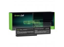 Green Cell ® Batterie PA3817U-1BRS PA3634U-1BRS pour Toshiba Satellite C650 C650D C660 C660D L650D L655 L750