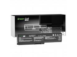 Green Cell ® Batterie PA3817U-1BRS pour Toshiba Satellite C650 C650D C660 C660D L650D L655 L750