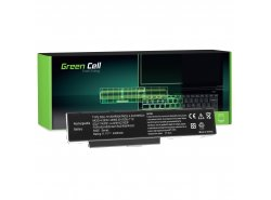 Green Cell Batterie DHR503 pour Joybook A52 A53 C41 R42 R43 R43C R43CE R56 und Packard Bell EASYNOTE MB55 MB85 MH35 MH45 MH88