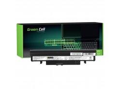 Green Cell Batterie AA-PB2VC6B AA-PB2VC6W pour Samsung NP-N100 NP-N102S N143 NP-N145 N148 NP-N150 NP-N210 N218 N220