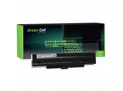 Green Cell ® Batterie AA-PB5NC6B AA-PB5NC6B/E pour Samsung NP-Q35 XIH NP-Q35 XIP NP-Q35 XIC NP-Q45 WEV NP-Q70 XEV