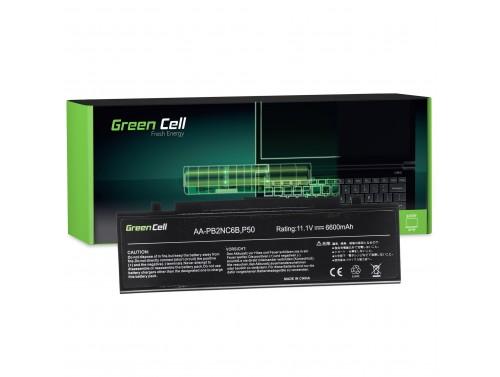 Green Cell Batterie AA-PB4NC6B AA-PB2NX6W pour Samsung NP-P500 NP-R505 NP-R610 NP-SA11 NP-R510 NP-R700 NP-R560 NP-R509 NP-R7