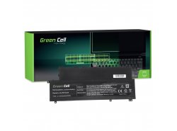 Green Cell Batterie AA-PBYN4AB AA-PLWN4AB pour Samsung NP530U3B NP530U3C NP535U3C NP540U3C-A01NL 530U 7.4V 6100mAh