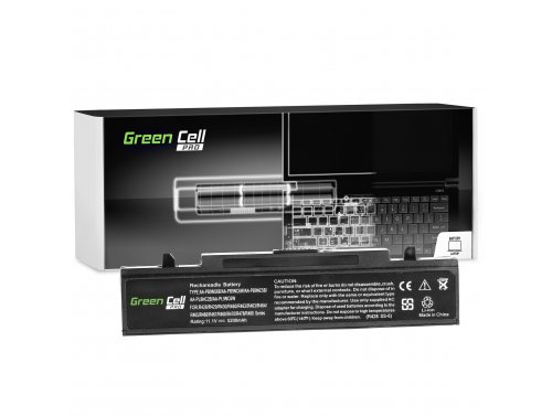 Green Cell PRO Batterie AA-PB9NC6B AA-PB9NS6B pour Samsung R519 R522 R530 R540 R580 R620 R719 R780 RV510 RV511 NP350V5C