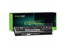Green Cell ® Batterie AA-PLAN6AB pour Samsung NP200 NP400 NP600 200B