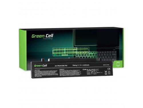Green Cell ® Batterie AA-PB4NC6B AA-PB2NX6W pour Samsung NP-P500 NP-R505 NP-R610 NP-SA11 NP-R510 NP-R700 NP-R560 NP-R509 NP-R7