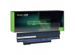 Green Cell ® Batterie UM09G71 UM09H31 pour Acer Aspire One 533 532H 533H eMachines EM350 NAV51 Packard Bell EasyNote S2