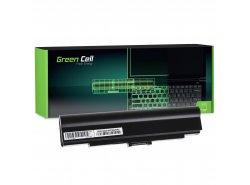 Green Cell ® Batterie UM09E71 UM09E51 pour Acer Aspire One 521 752 Ferrari One 200 Packard Bell EasyNote Dot A