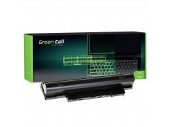 Green Cell Batterie AL10A31 AL10B31 pour Acer Aspire One AO522 AO722 AOD255 AOD257 D255 D255E D257 D257E D260 D270 522 722
