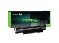 Green Cell ® Batterie AL10A31 AL10B31 pour Acer Aspire One D255 D257 D260 D270 722 Packard Bell EasyNote Dot S 4400mAh