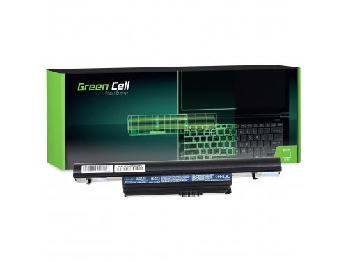 Green Cell Batterie AS10B7E AS10B31 AS10B75 pour Acer Aspire 3820TG 4820TG 5745G 5820 5820T 5820TG 5820TZG 7250 7739 7739Z