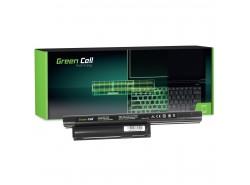 Green Cell Batterie VGP-BPS26 VGP-BPS26A pour Sony Vaio PCG-71811M PCG-71911M PCG-91211M SVE1511C5E SVE151E11M SVE151G13M
