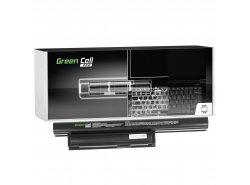 Green Cell ® Batterie VGP-BPS22 VGP-BPS22A pour Sony Vaio PCG-61211M PCG-71211M PCG-71211V PCG-71212M Seria E VPCE VPCEA VPCEB