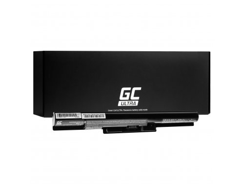 Green Cell ® ULTRA Batterie VGP-BPS35A pour Sony Vaio Fit SVF14 SVF15 SVF1521C6EW SVF1521G6EW SVF1521K1EW