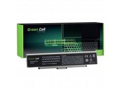 Green Cell ® Batterie VGP-BPS9B VGP-BPS9 pour SONY VAIO VGN-AR570 CTO VGN-AR670 CTO VGN-AR770 CTO