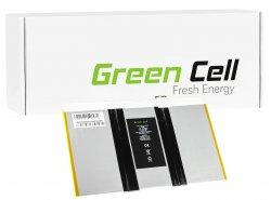 Batterie Green Cell A1389 pour Apple iPad 3 A1430 A1416 A1403 3 génération iPad 4 A1460 A1458 A1459 4e génération