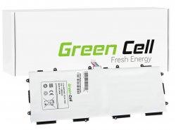 Batterie Green Cell T4500E pour Samsung Galaxy Tab 3 10.1 P5200 P5210 P5220 GT-P5200 GT-P5210 GT-P5220