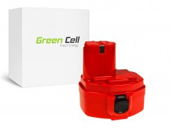 Batterie Green Cell ® pour visseuse perceuse Makita 1420 1433 1434 4033D 4332D 6228D 6337D 14.4V 3Ah