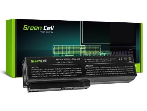 Green Cell Batterie SQU-805 SQU-807 pour LG XNote R410 R460 R470 R480 R500 R510 R560 R570 R580 R590