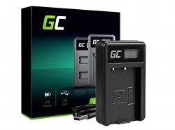 Chargeur de batterie de caméra  MH-23 Green Cell ® pour Nikon EN-EL9, DSLR D40, D40X, D60, D3000, D5000