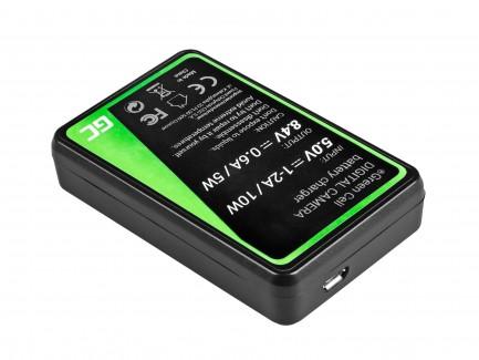 Autres Voir liste de compatibilit/é Chargeur BP-511 BP-5xx pour Canon EOS 5D 10D 20D 30D 40D 50D
