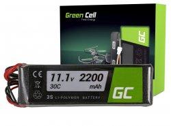 Green Cell ® Batterie 2200mAh 11.1V