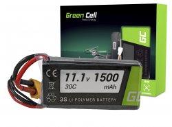 Green Cell ® Batterie 1500mAh 11.1V