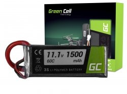 Green Cell ® Batterie 1500mAh 11.1V