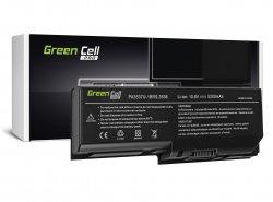 Green Cell PRO Batterie PA3536U-1BRS PABAS100 pour Toshiba Satellite L350 P200 P300 P300D X200 X205 Equium L350 P200 P300