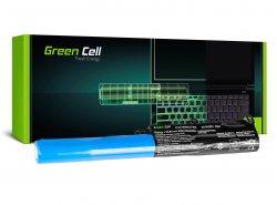 Green Cell Batterie A31N1601 A31LP4Q pour Asus R541 R541N R541NA R541S R541U Vivobook Max F541N F541U X541 X541N X541S X541U