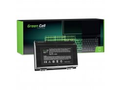 Green Cell Batterie FPCBP176 pour Fujitsu LifeBook A8280 AH550 E780 E8410 E8420 N7010 NH570