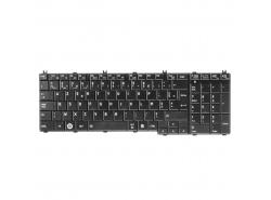 Green Cell ® Tastaturen pour Laptop Toshiba Satellite C650 C655 C660 L650 L670 L750