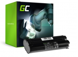 Green Cell ® Batterie 7000 pour visseuse perceuse Makita ML700 ML701 ML702 3700D 4071D 6002D 6072D 9035D 9500D 1500mAh