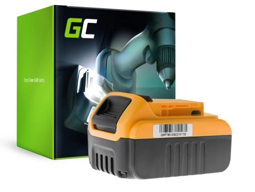 Batterie Green Cell (3Ah 18V) DCB180 DCB181 DCB182 DCB183 DCB184 DCB185 DCB200 XR pour DeWalt DCD776 DCF899P2 DCD796P2 DCF885