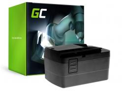 Green Cell ® Werkzeug Akku für Festool C 12 Festool T 12+3 12V 3.3 Ah